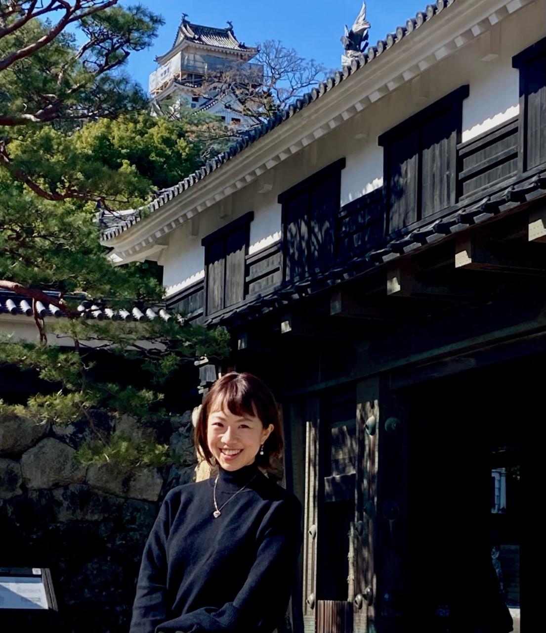 久米 華子(くめ はなこ)【旧姓:石関(いしぜき)】さん(2009年文卒)
